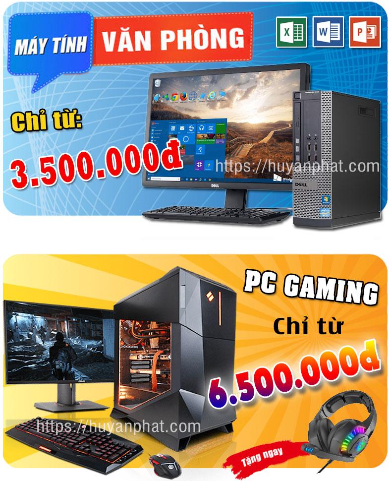 Bộ máy tính giá rẻ TpHCM