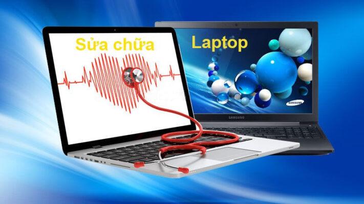 Dịch vụ sửa laptop tại nhà quận 10