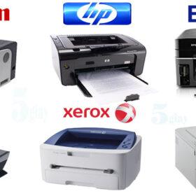 5 thủ thuật lựa chọn và thiết lập máy in dùng chung