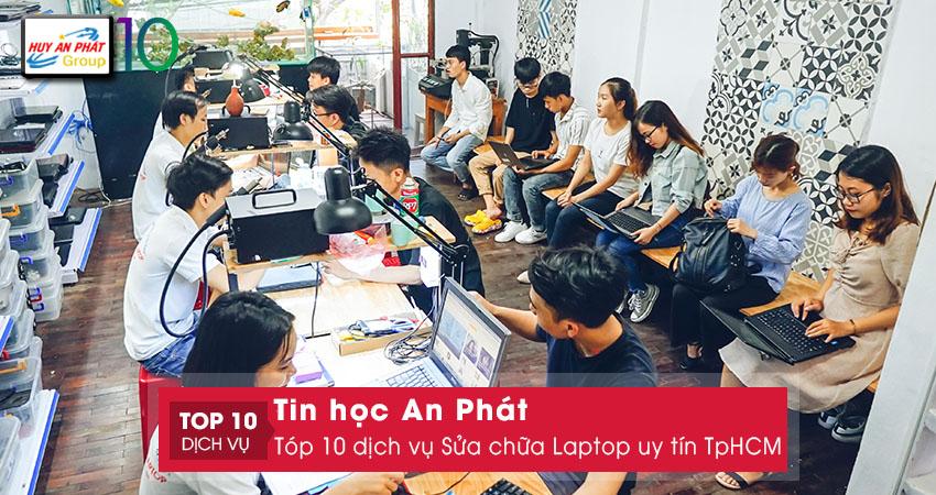Dịch Vụ Sửa Laptop Tận Nơi Quận Tân Phú Giá Rẻ