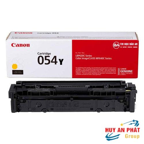 Cartridge - Hộp mực màu vàng Canon 054Y