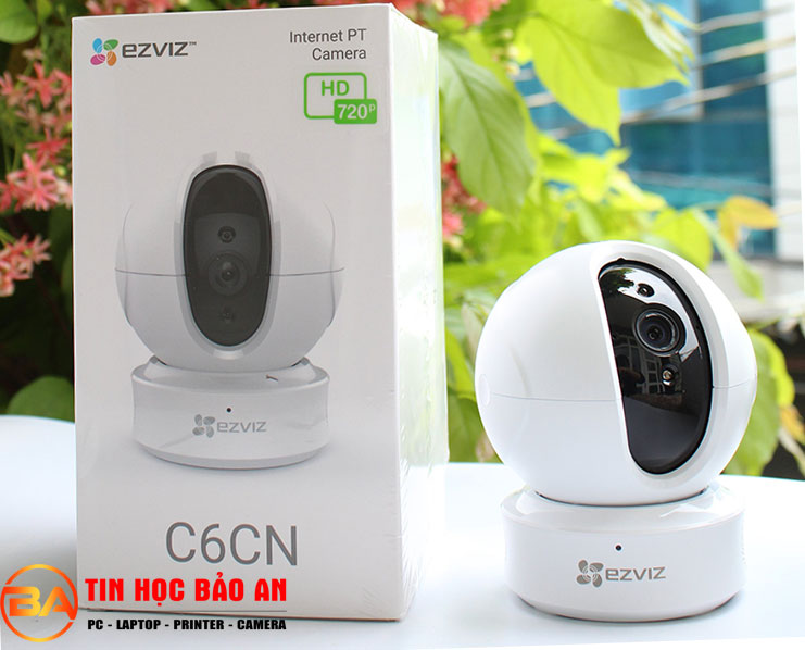 Camera IP Wifi Ezviz C6CN CS-CV246 720P (B0-1C1WFR)